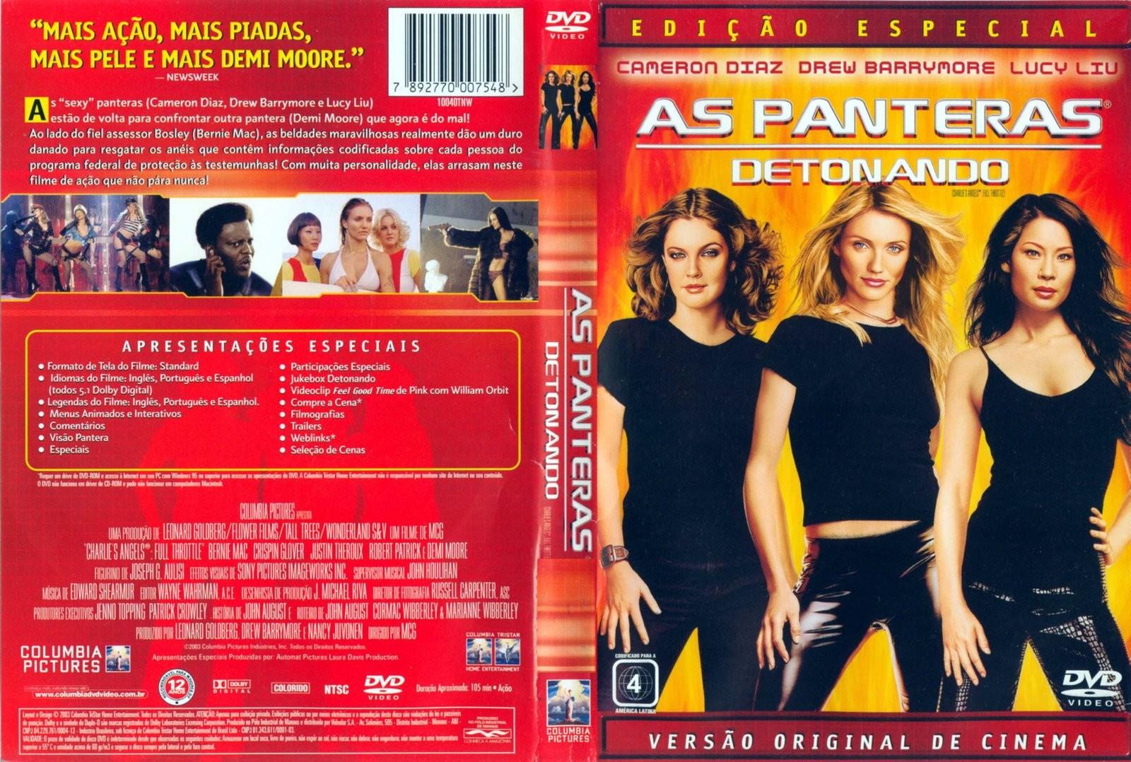 trilha sonora do filme as panteras detonando