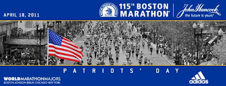 115th Boston Marathon