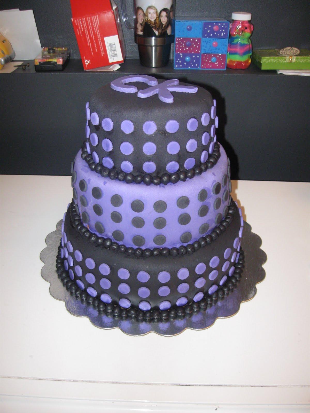 Three Sisters Chocolate Cake