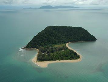 rhu hentian island