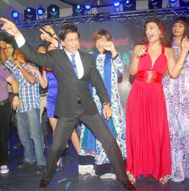 Download Song Lock Up By Karan: SRK At 'Zor Ka Jhatka Total Wipeout' Bash Latest