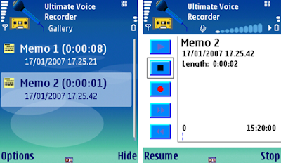 ultimate voice recorder 5.05