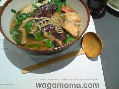 wagamama ramen noodle soup