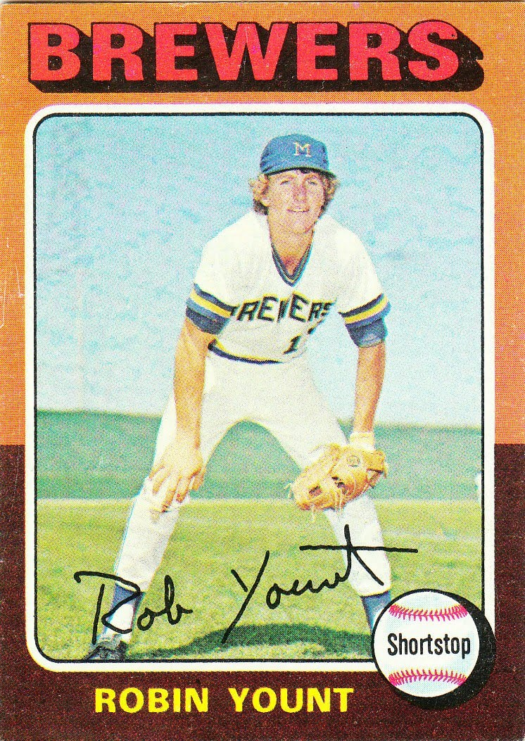 1975 Topps Its Far Out Man 223 Robin Yount