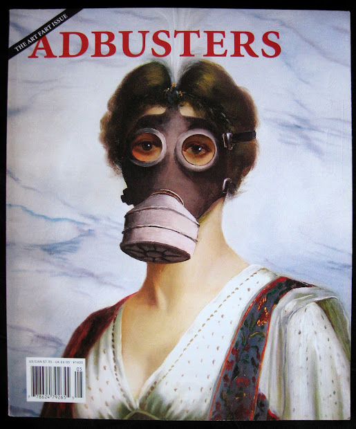 Izzabiz Adbusters Magazine Issues