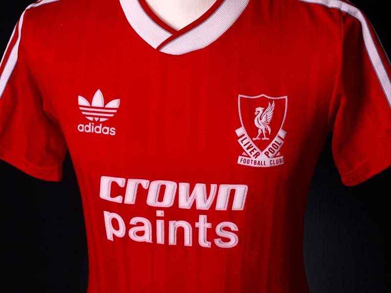 finest selection 7bced 0caa7 ChuchalanaChubelembe: Vintage Liverpool Jersey