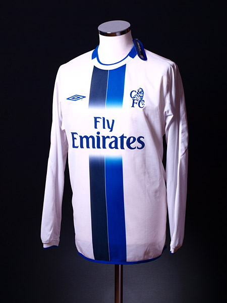 new styles 673ad 88bbb ChuchalanaChubelembe: Vintage Chelsea Jersey