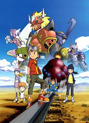 assistir - Digimon Frontier - Episodios Online - online