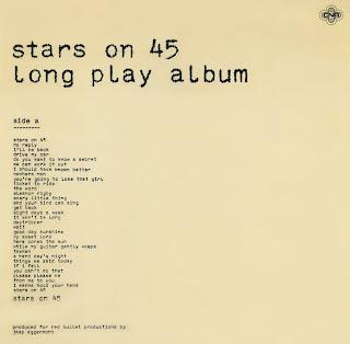 MOIMIX: STARS ON 45 - Long Play Album (1981)
