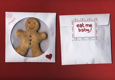 ernestcatering: Sweet Valentine Gingerbread Man