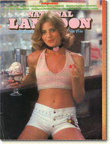 Another classic National Lampoon magazine cover