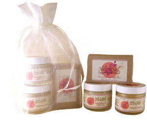 natural body care for baby and mom