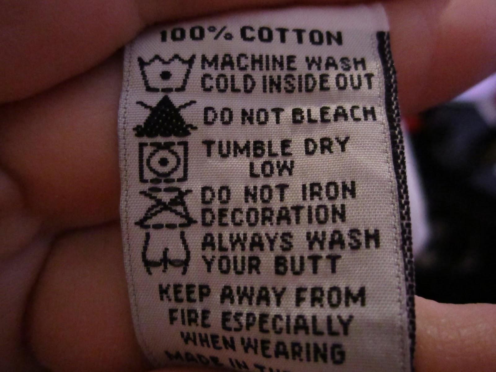 Washing Your Butt 97