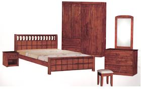 Katalog Perabot Bedroom Series
