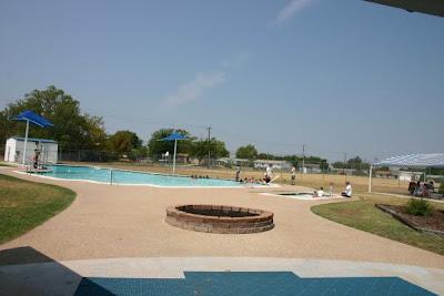 Pershing Park Pool Killeen Texas
