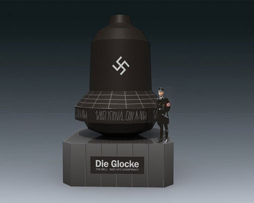 Alice In Wonderland Chair Office Ratings 2016 Nazi Bell Papercraft | Paradise Papercrafts Paper Models Card