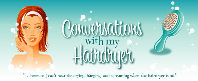 Conversations With My Hairdryer
