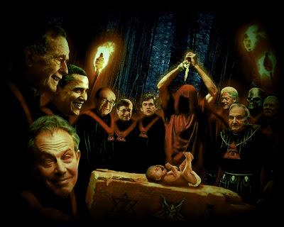 Satanic cult rituals