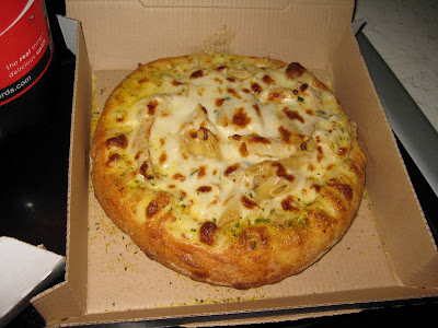 This Side of the Universe: Domino's BreadBowl Pasta