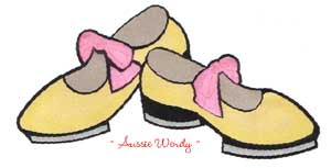 Aussie Wendys Gsd Knk Ai Eps And Svg Cutter Files Tap Shoes
