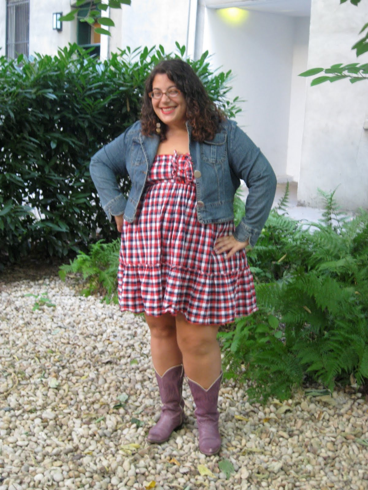 30 Dresses In 30 Days Day 4, Dress 94 Cowgirl Chic-2241