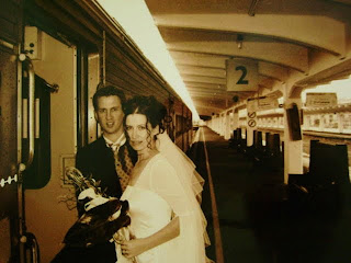 Wedding Day, November 2000