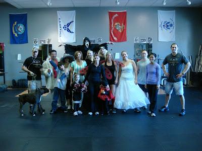 the crew halloween 09