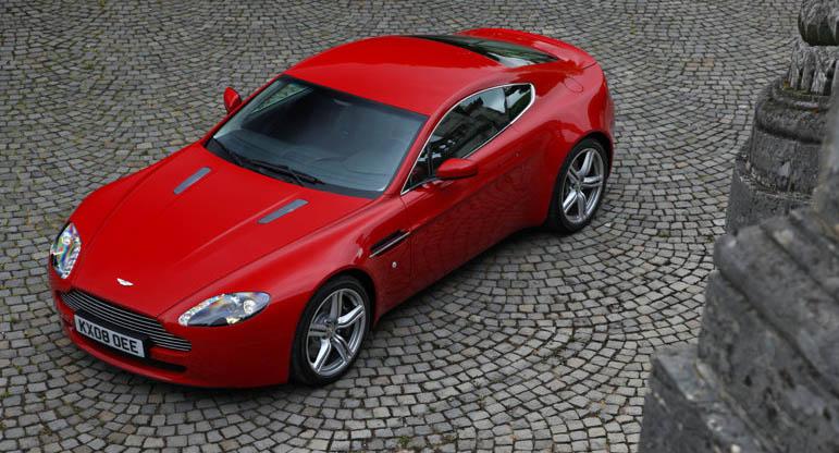 Aston Martin V8 Vantage, 2009