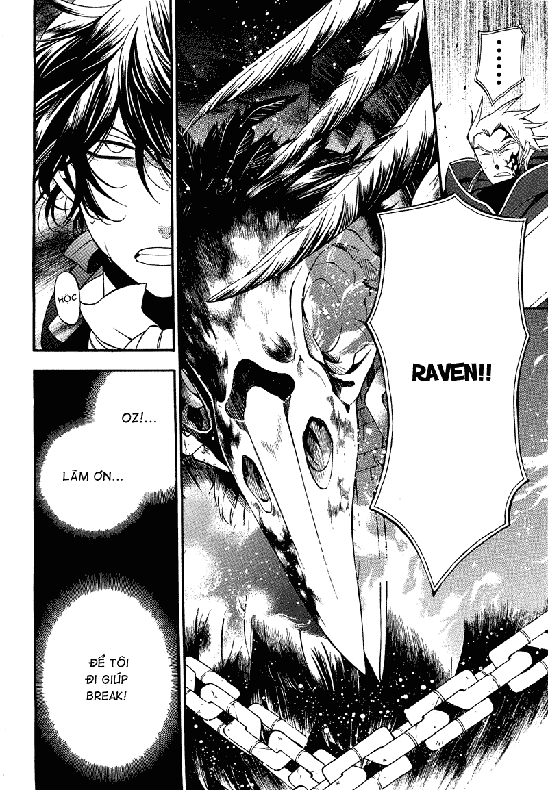 Pandora Hearts chương 055 - retrace: lv back to back trang 38