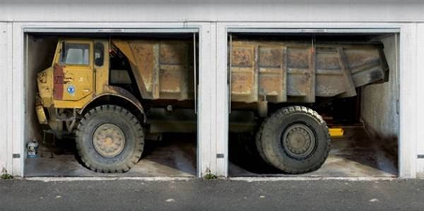 Pimp Your Garage Door, Style Your Garage Door