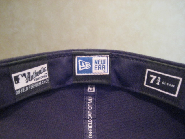 "ef15da0291e6a 2005 – 2007  The New Era ""Blue Box"" logo makes its debut"