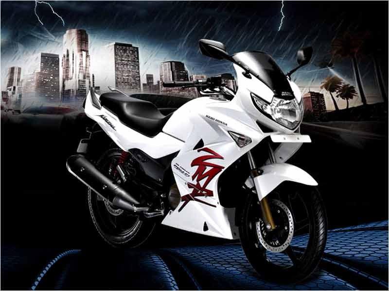 India Bike: Hero Honda Karizma ZMR
