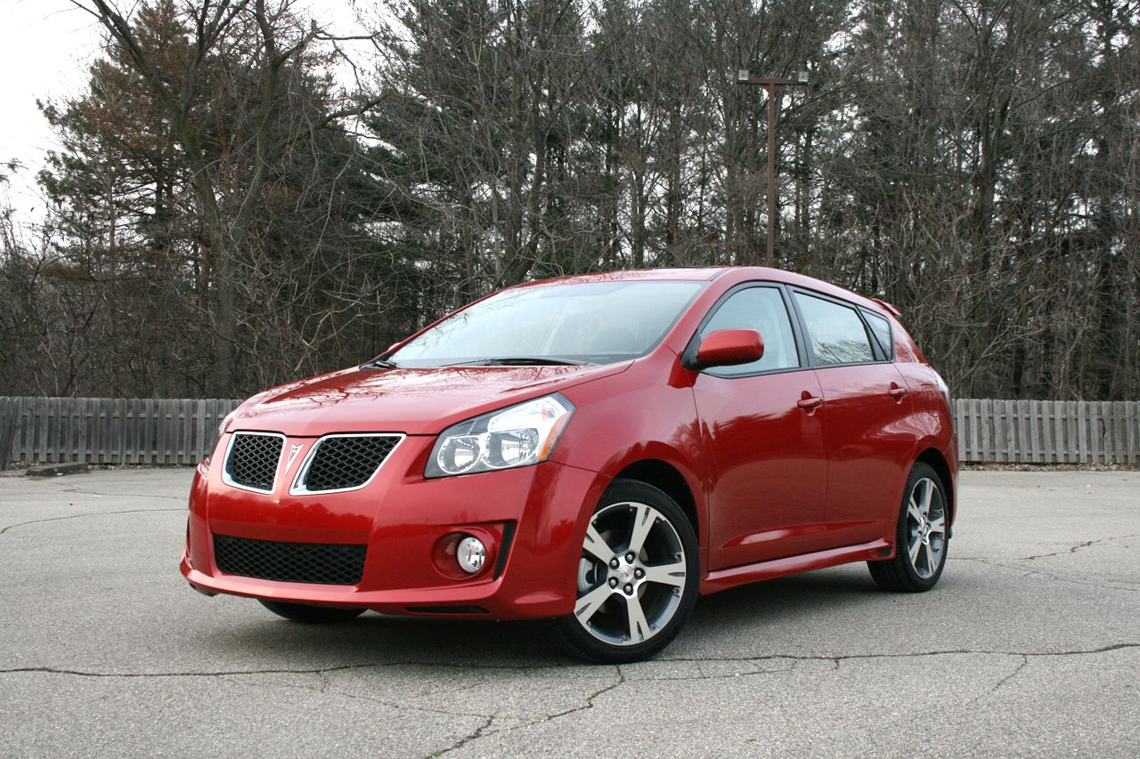 Introduction The Toyota Matrix Was Born As A Result Of Wanting To Return Hatchback Market In North America Since Corolla Wagon