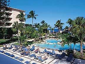 End Of The Nau Beach Hotel