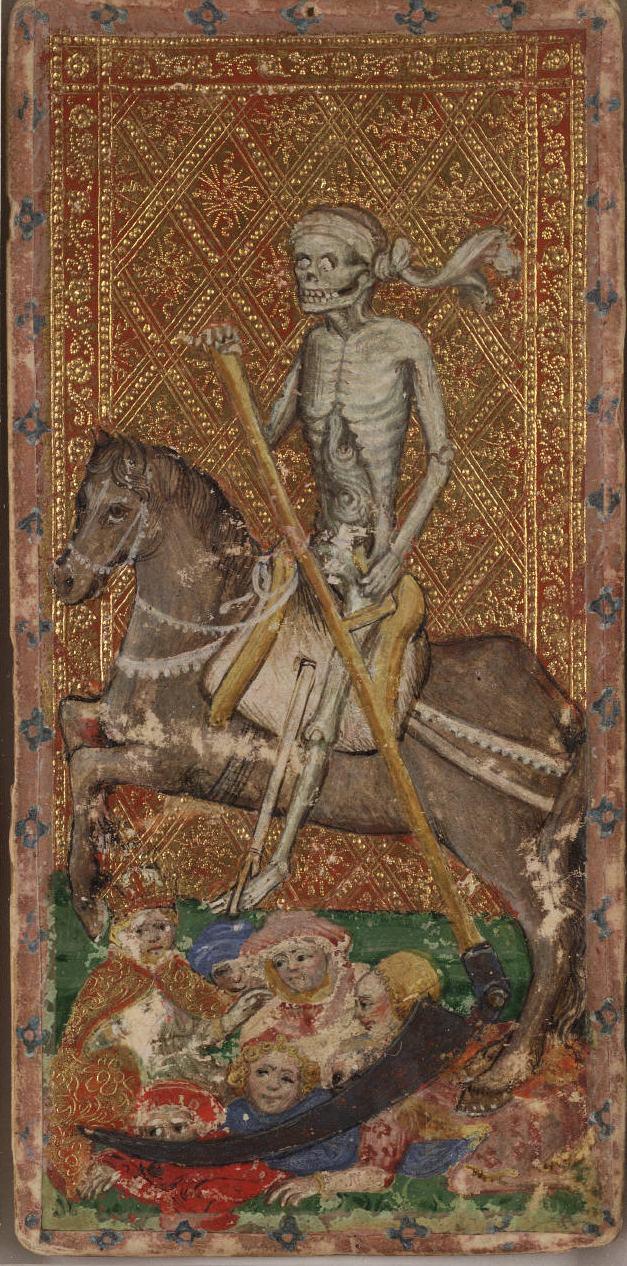 TARONOMICON: The Triumph Of Death, The Tarot, And The
