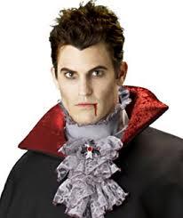 Vampire makeup male