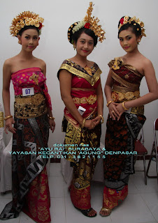 Ayurai Gaya Sanggul Modifikasi Pengantin Bali