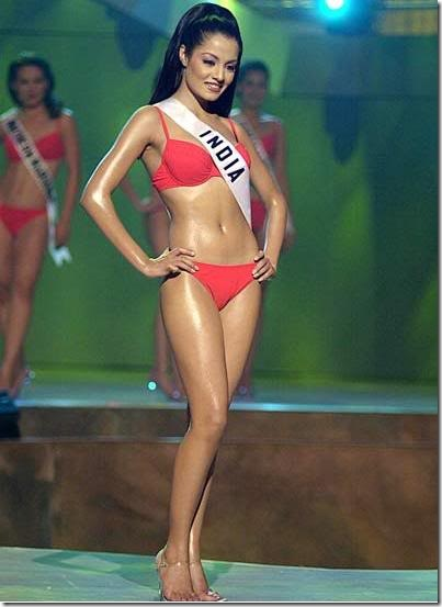 Swimsuit Gallery Of All Miss India