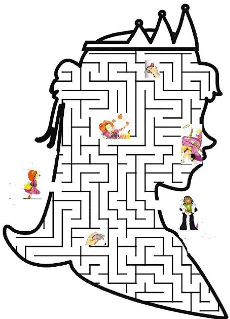TALES I TELL: BLOG TOUR (13) Princess Clown Workshop Ideas
