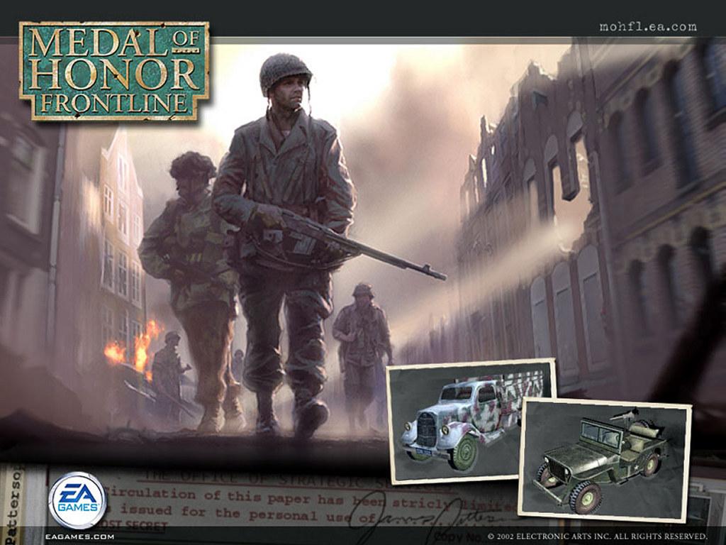 Medal of honor frontline xbox walkthrough