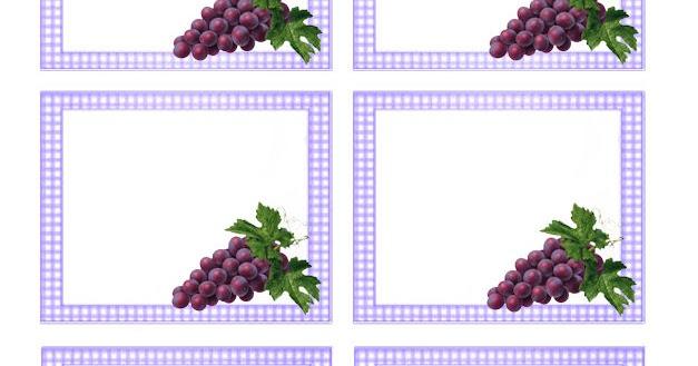 Creazioni Cla: Etichette per vino stampabili