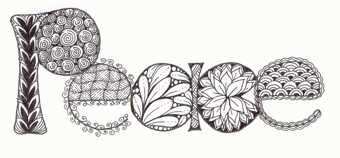The NEW Ramblings of a Creative Mind: Zentangle workshop
