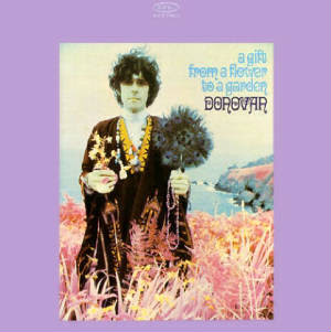 Chase the drummer 39 s music selections donovan a gift - Donovan a gift from a flower to a garden ...