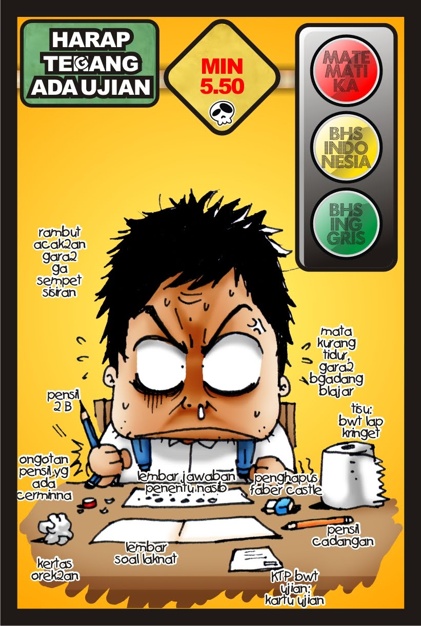 Gambar Kartun Anak Tkj