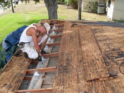 J K Behan Roofing Hurricane Clips