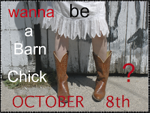 ATTENTION BARN CHICKS!