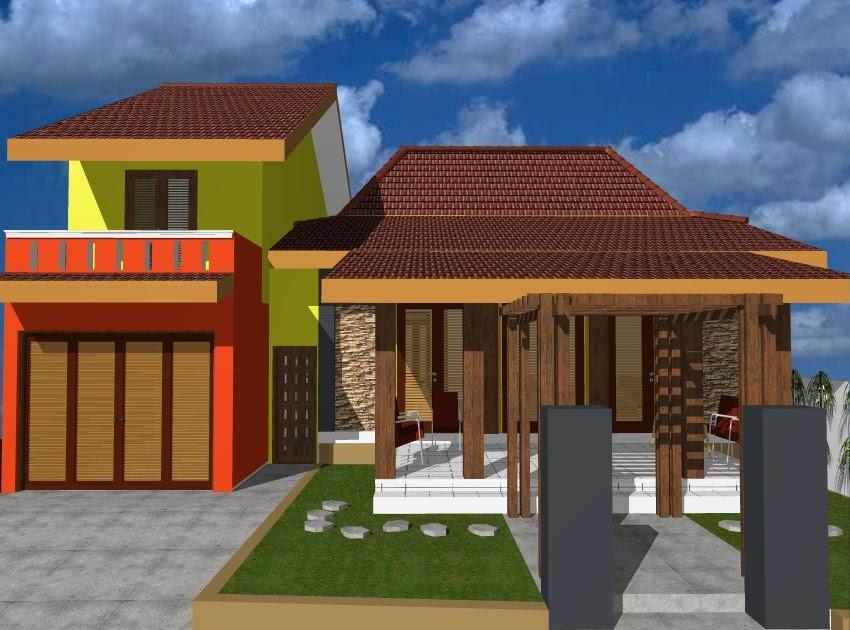 50 Model Joglo Rumah Minimalis Terbaru Motif Minimalis