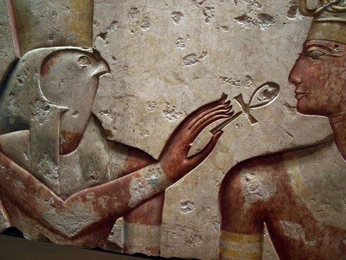 Horus y la Llave de la Vida