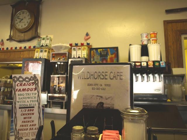 Wild Horse Cafe