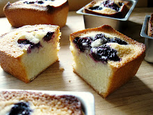 BLUEBERRY FRIAND or FINANCIER